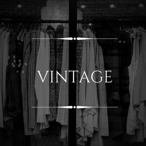 •Vintage•